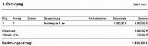 Paragraph 13b Rechnung Schreiben : alles in einem modul kumulierende rechnungen akonto ~ Themetempest.com Abrechnung