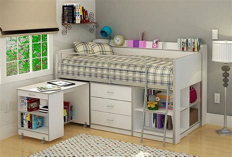 bunk bed with desk for adults 15 amazing loft beds with stairs for the modern home