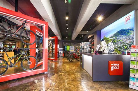High point market also contains a coffee shop that serves the freshest. INDUSTRY: NEW CAPE TOWN SPORTS AND BIKE STORE WINS RETAIL DESIGN AWARD | TREAD Magazine