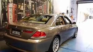 2004 Bmw 745i E65