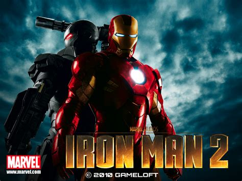 Review Iron Man 2 For Iphone  Ipad Intomobile