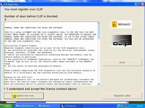 installer sur le bureau renault can clip télécharger et installer v156 diyobd2