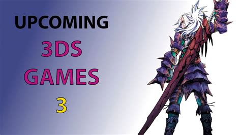 upcoming ds games  youtube
