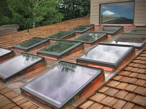 Flat Seam Copper Thule Roof Rack Toyota Sienna Repairs Brisbane Western Suburbs Metal Solar Mounts Removing Moss From With Bleach And Water Types Of Breathable Roofing Felt Jeff Pierce Peak View Velux Dome Light Powered Ventilation Fans