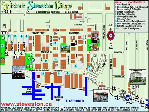 "Exploring ""Storybrooke"" aka Steveston, British Columbia"
