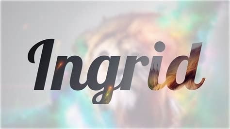 Significado De Ingrid, Nombre Español Para Tu Bebe Niño O