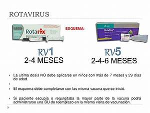 Rotavirus vacunacion