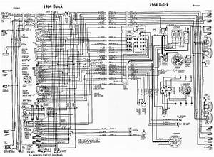 Buick Riviera 1964 Complete Electrical Wiring Diagram