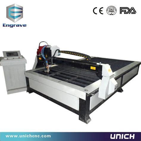 portable plasma cutting table jinan unich discount price fast speed plasma cutting