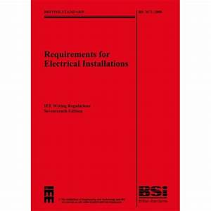 Iee  Share Ebook  Requirements For Electrical Installations  Iee Wiring Regulations