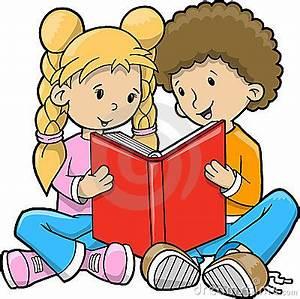 Children Reading Clipart | Clipart Panda - Free Clipart Images
