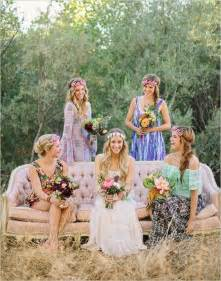 bohemian wedding bridesmaid dress how to plan a bohemian themed wedding 21st bridal world wedding ideas and trends