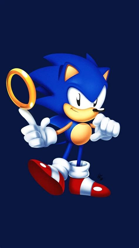 Pin by ??? ??? on Sonic   Sonic, Classic sonic, Sonic the ...