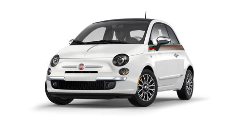 It is a car that celebrates the best of italian style, innovative design and creativity. Fiat 500 Gucci Edition returns, priced from $23,750 ...