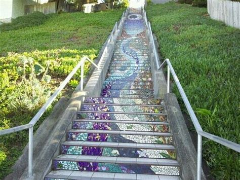 16th avenue tiled steps san francisco address beautiful picture of 16th ave tiled steps project san