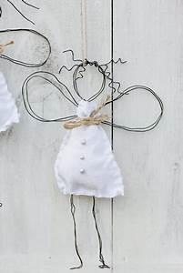 Basteln Draht Weihnachten : meine ersten engel oder drahtengel diy schutzengel draht und weihnachten ~ Whattoseeinmadrid.com Haus und Dekorationen