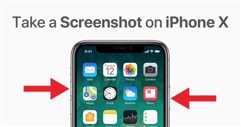 how to take a screen with iphone how to take a screenshot on iphone x