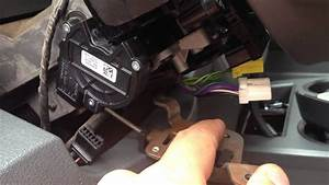 2006 Dodge Ram 2500 Ignition Switch Replacement