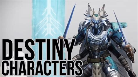 Destiny Character Trailer
