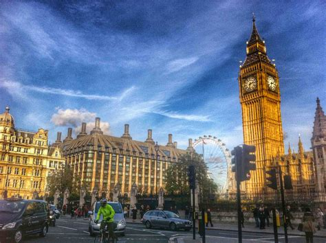 A Gent's Photo Diary From London, England