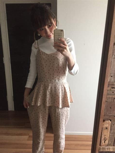 今日 の 服装