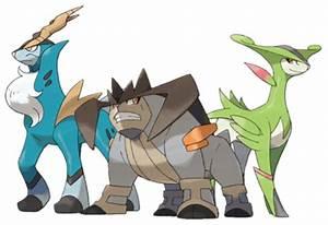 Friendly Pokemon Region War Pokemon