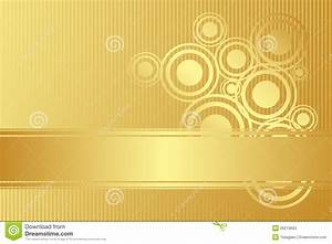 Vector gold background stock vector. Illustration of ...