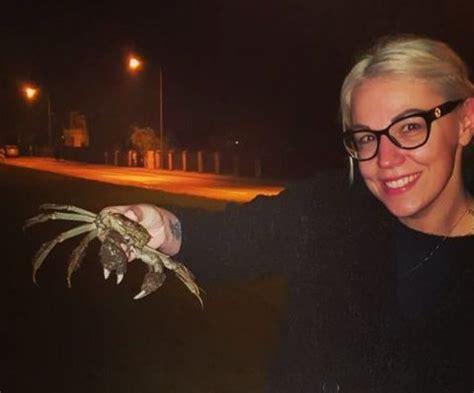 Reņķa dārzā dzīvo bīstams krabis