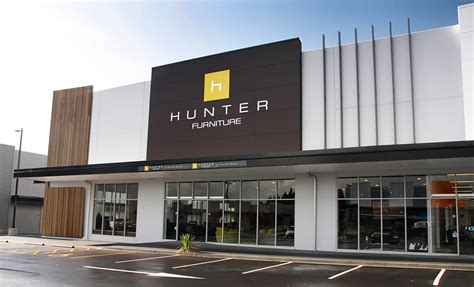 hunter furniture  story