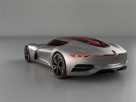 Renault Trezor Concept With Formula E Power