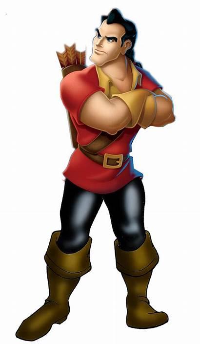 Gaston Beast Beauty Villains Legume 1991 Wiki