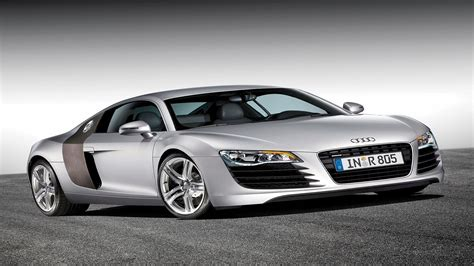 Sleek Sporty Audi Sports Car Wallpaper  Hd Wallpapers