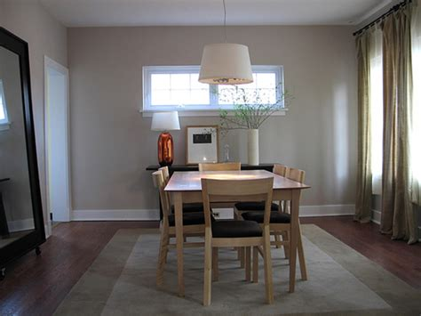 Asian Minimalist Dining Room Design Art  New Home Scenery