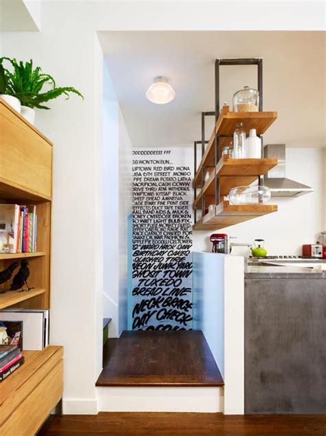 open kitchen shelves decorating ideas 41 small kitchen design ideas inspirationseek com