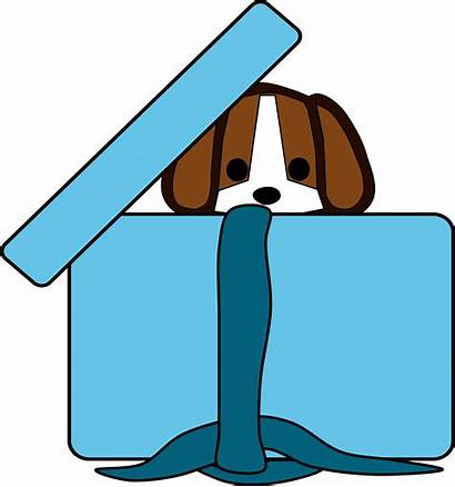 Clipart Dog Clip Puppy Under Snout Cartoon