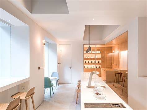 In and Between Boxes – Co-working Space and Coffee Shop by