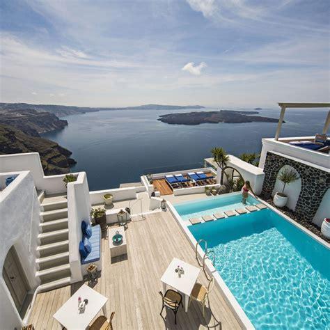 The Best Honeymoon Hotels In Santorini Jetsetter