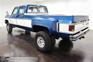 1980 Chevy 1 Ton Dually 4x4