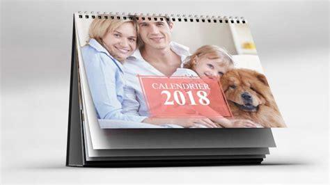 calendrier de bureau calendrier de bureau personnalisé avec photo flexilivre