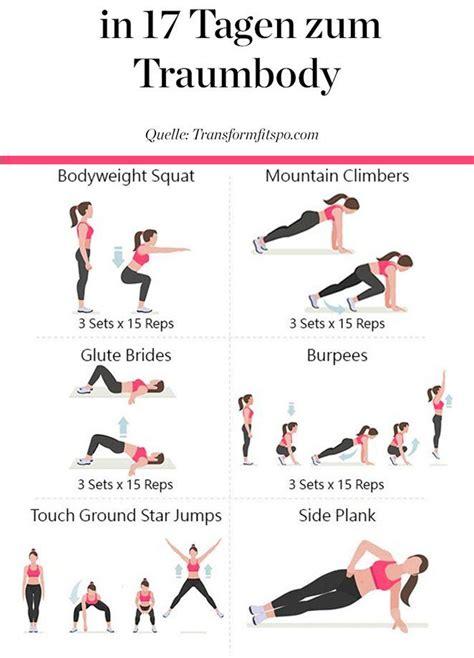 wohnzimmer workout  staehlst du deinen body zu hause