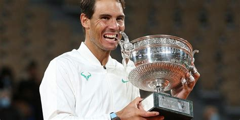 Rafael Nadal Wins 2020 French Open for Recording-Tying ...