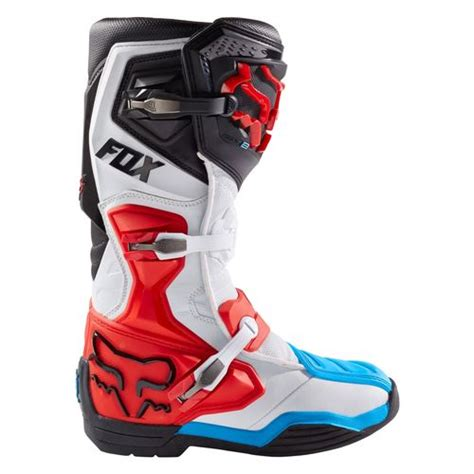 motocross boots closeout fox racing comp 8 boots revzilla