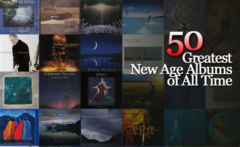 50 Greatest New Age Albums Of All Time  Reviews New Age