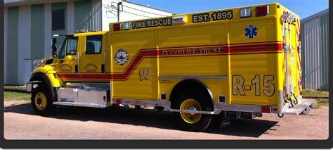 woodward fire chief  retire