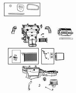 2014 Jeep Grand Cherokee Module  Power  Blower Motor  Moduleblackdark