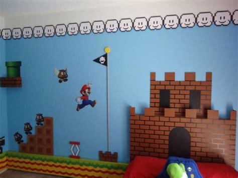 Mario Bros Bedroom by Mario Bros Theme Bedroom Alex S Room In 2019