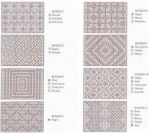 Ergahandmade  Crochet Blanket   Diagrams