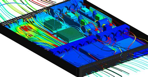 Thermal ANSYS Fluid