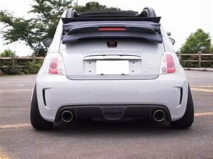 Fiat 500 Cabrio Sport : cool stanced fiat 500 abarth cabrio cars one love ~ Jslefanu.com Haus und Dekorationen