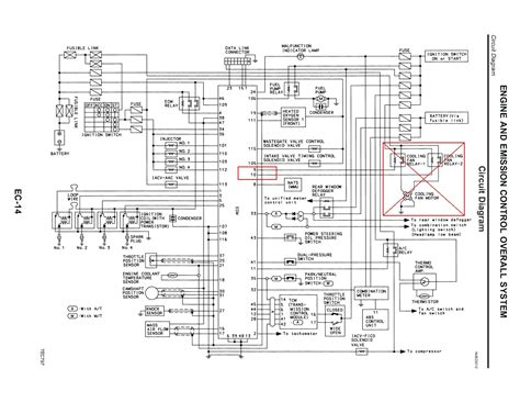 91 240sx Fuel Wiring Diagram by Relay Wire Diagram 240sx Ecu Wiring Library
